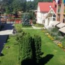 Kurshi Hotel view